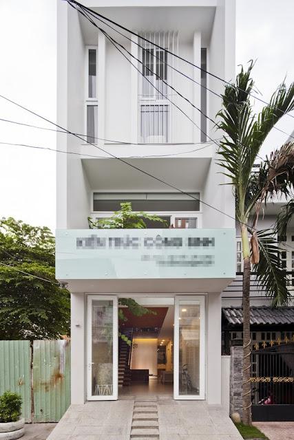 Nhà phố thoáng mát tại Sài Gòn