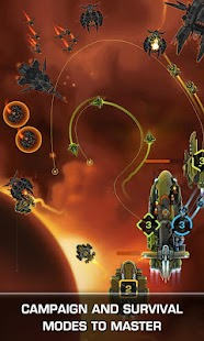 Strikefleet Omega™ - Play Now! - screenshot thumbnail