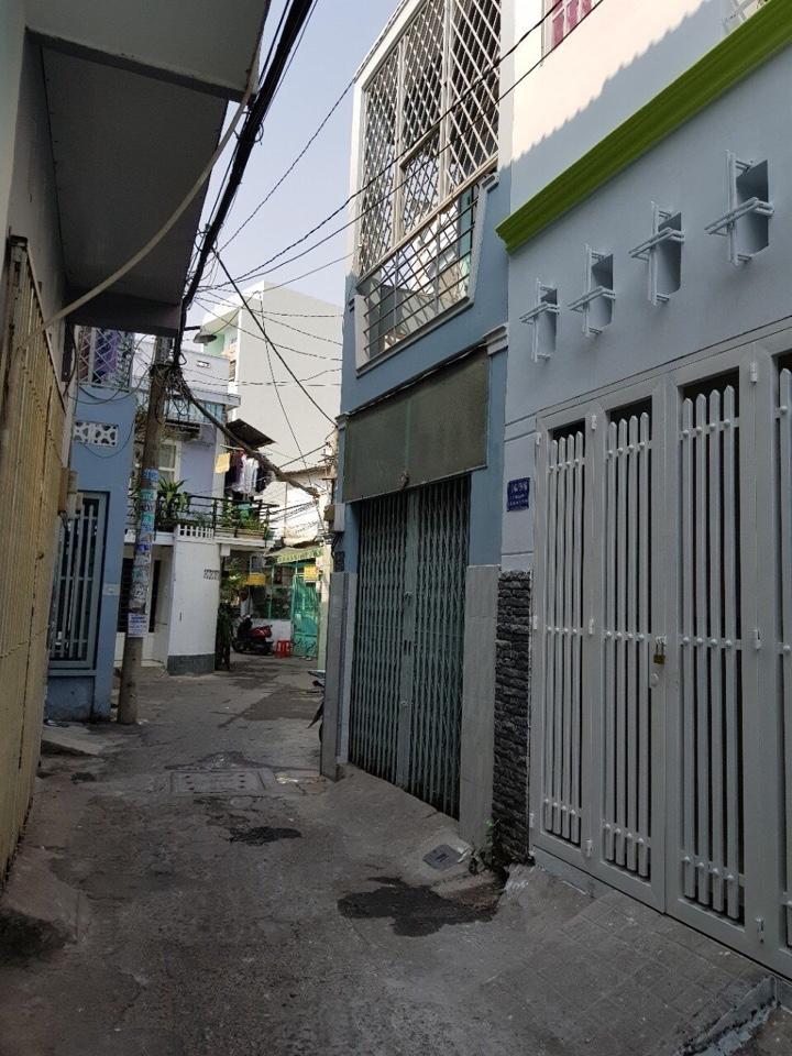 Bán nhà hẻm đường Trần Văn Ơn Quận Tân Phú, diện tích 3,08mx9m, 1 trệt 1 lầu, giá 2,35 tỷ.