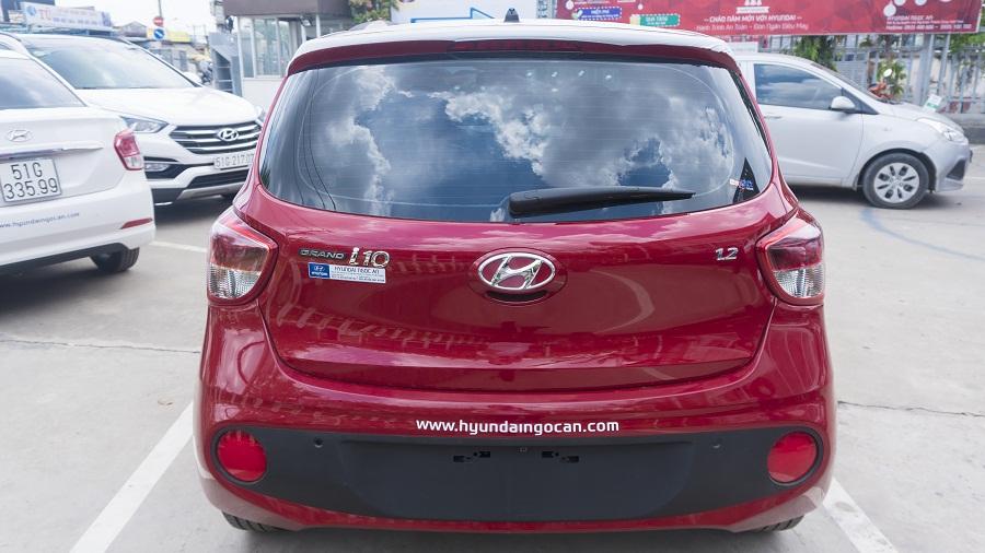 Hyundai Grand i10 2017 màu đỏ 08