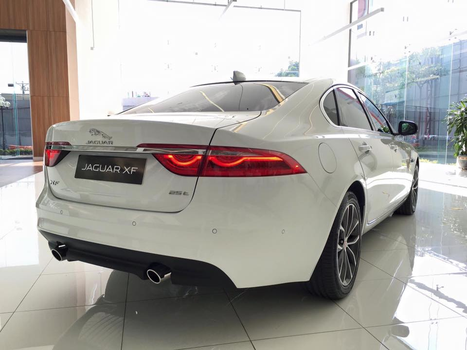 XE JAGUAR XF NEW MODEL 07