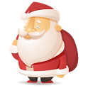 Santa Run - Missing Christmas icon