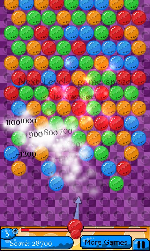 Bobble Shooter - screenshot