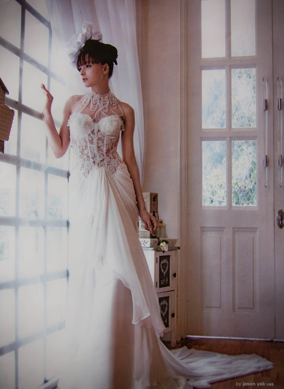 Jason Yek's Wedding Dress