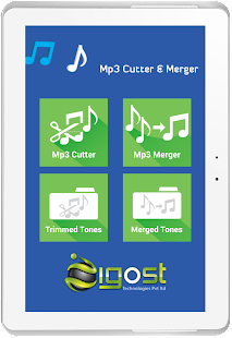 Mp3 Cutter & Merger- screenshot thumbnail