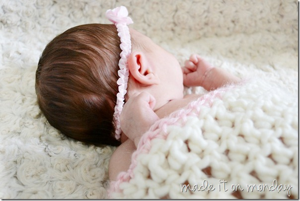 The Monday Blog Baby Pics Photo Editing Amp A Crochet Cocoon