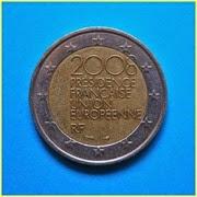 2008 Francia 2 Euros