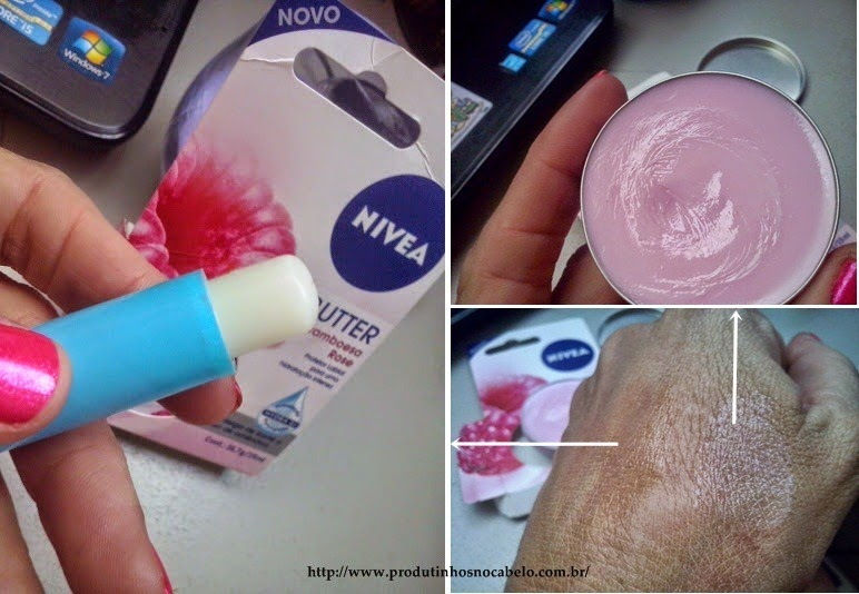 Novo Lip Butter Nivea