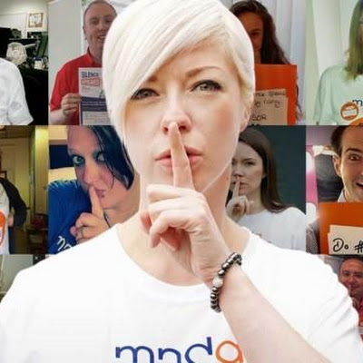 Like me more than 80 of people living with motor neurone disease