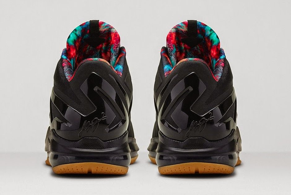 Release Reminder Nike LeBron 11 Low 8220Acid Lion8221 ... 7704b230f5c2