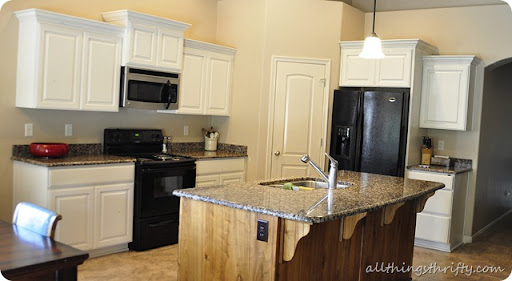Fresh How to paint your kitchen cabinets professionally All Things Thrifty
