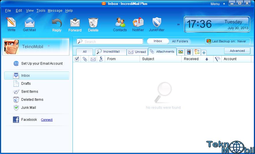 IncrediMail 2.5 Plus Build 6605273 Full