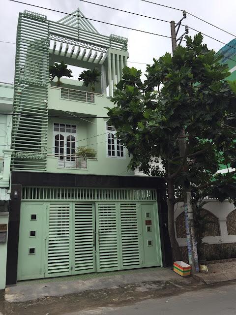 Bán nhà biệt thự đường Nguyễn Tuyến Quận 2 Đông Sài Gòn 01