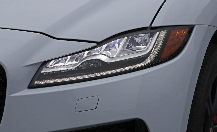 Ngoại thất xe Jaguar F Pace new model 03