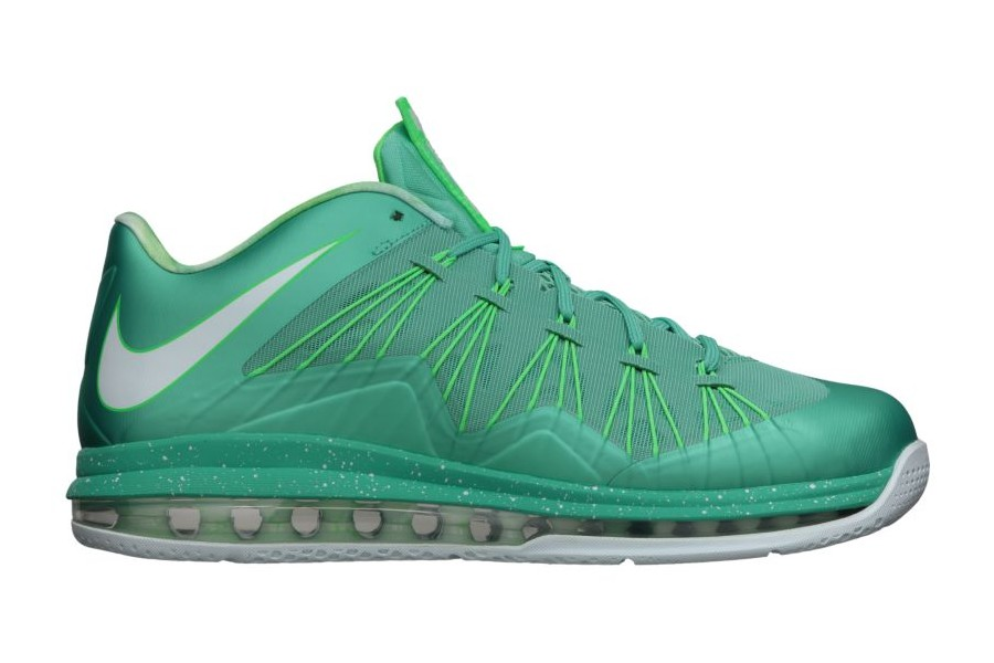 info for f6329 c00af Release Reminder Nike Air Max LeBron X Low 8220Easter8221 ...