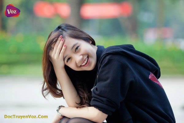 Cô bé Hà Nội