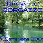 Gorgazzo settembre 2009