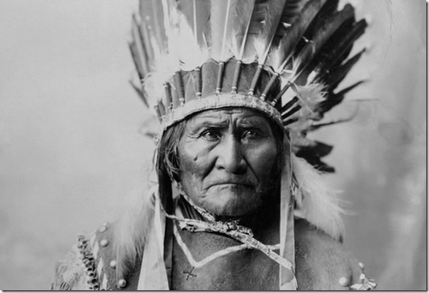 Geronimo Photo Credit: © CORBIS
