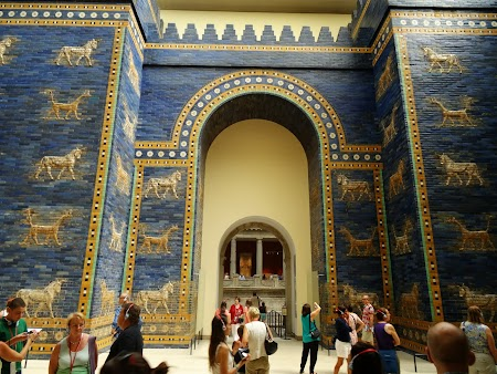 Muzeu Pergamon Berlin: Poarta Ishtar