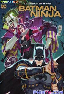 Người Dơi Nhẫn Giả - Batman Ninja