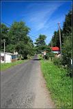 Straße nach Jelení