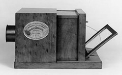Daguerreotype Photographic Camera Obscura