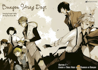 Đặc Nhiệm Thám Tử  Bungou Stray Dogs