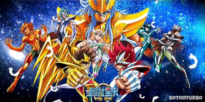 Lista de Capítulos de Saint Seiya Ω Omega