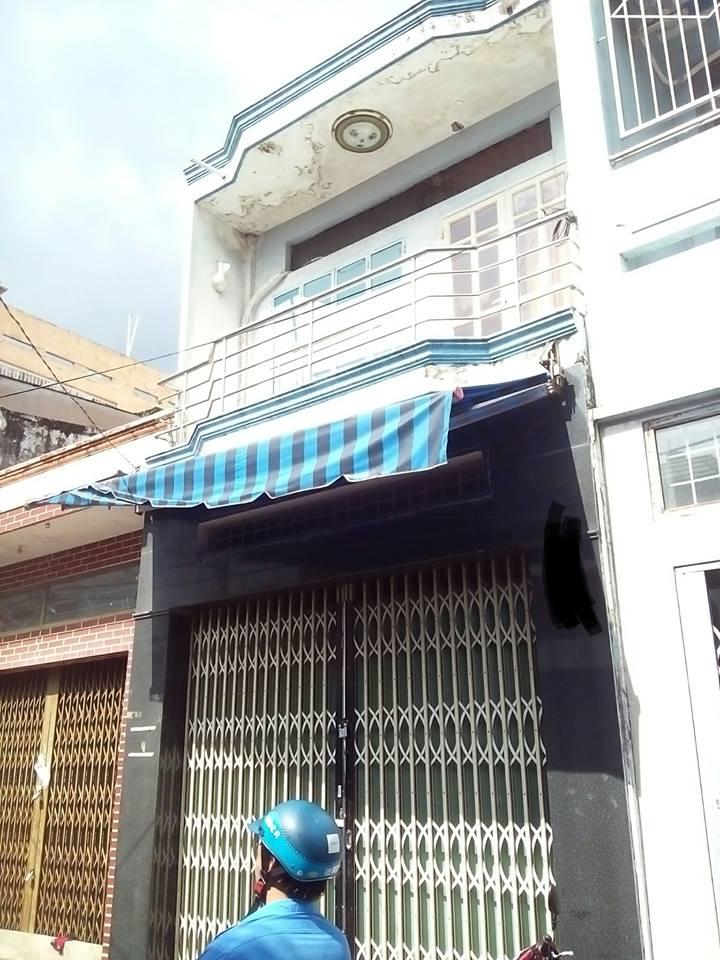 Bán nhà hẻm Quận Tân Phú 05