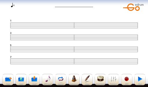 Goedrum 鼓譜軟體