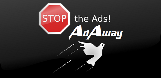 تطبيق منع الإعلانات من ألعاب وتطبيقات الأندرويد AdAway