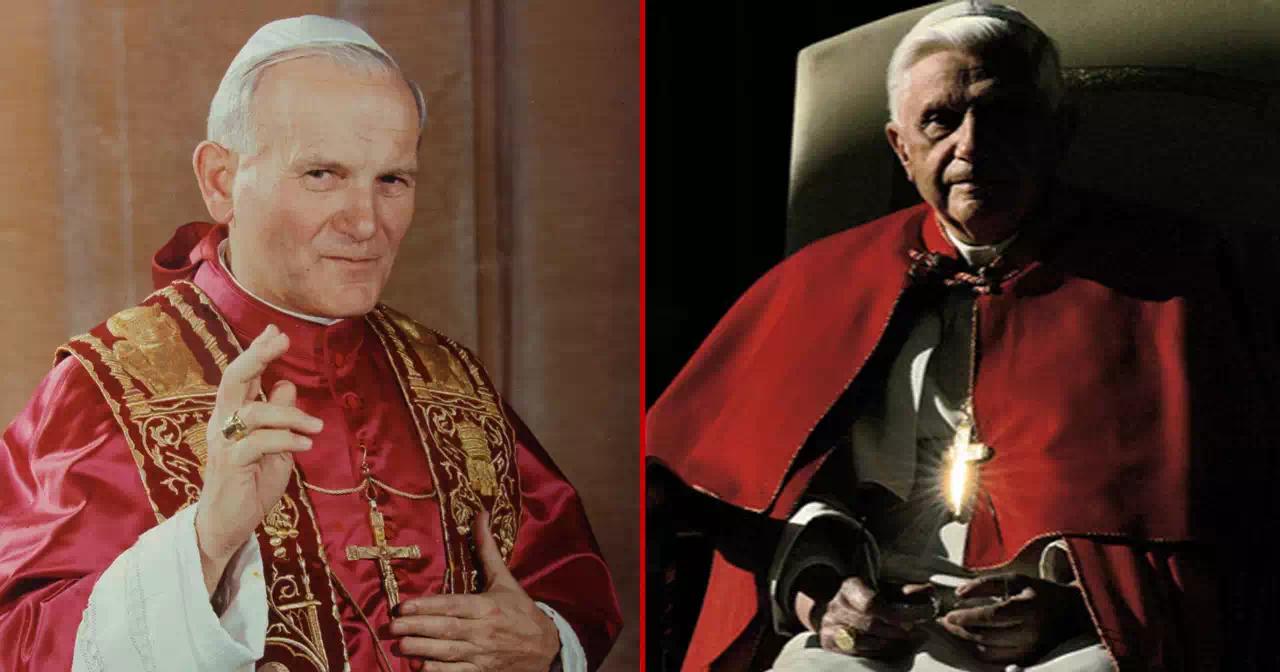 Những lần trừ quỷ ít ai biết được thực hiện bởi Đức Gioan Phaolo II và Benedict XVI tại Vatican