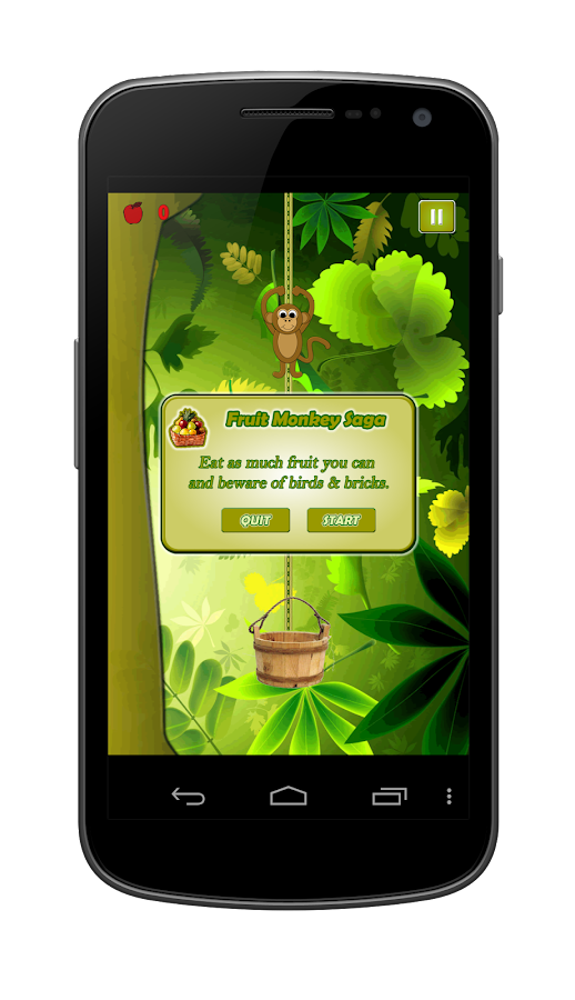 Fruit Monkey Saga- screenshot