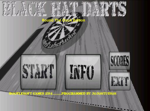 BH Darts - Round The Clock edt