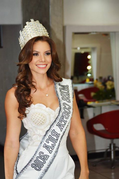 Image result for Miss Costa Rica Carolina Rodriguez