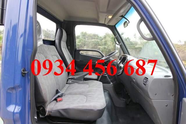 Nội Thất xe Hyundai Veam 7 tấn