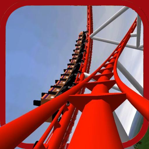 Roller Coaster Games 冒險 App LOGO-APP試玩