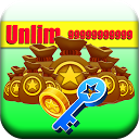 Unlimited Coins And Keys mobile app icon