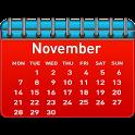 Simple Calendar Widget Free icon