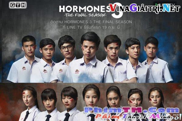 Xem Phim Tuổi Nổi Loạn 3 - Hormones 3 The Final Season - phimtm.com - Ảnh 1