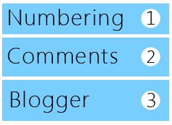 numbering-comments-blogger