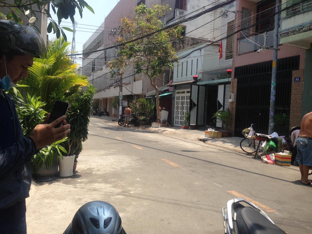 Nhà Phố Mặt Tiền Đường Phan Văn Năm Quận Tân Phú 06