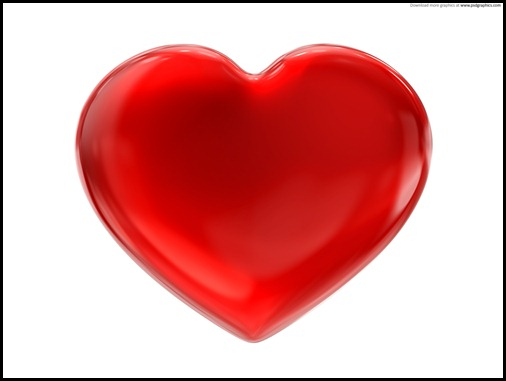 red-heart-background