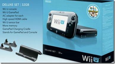 Wii U lanzamiento en noviembre 2012