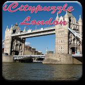 Sliding Puzzle London