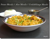 7 - Potato Masala
