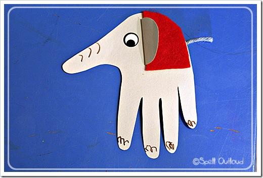 elephanthandprint