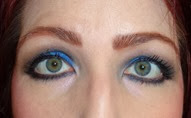 Look Number One With Shiseido Eye Color Bar (1)