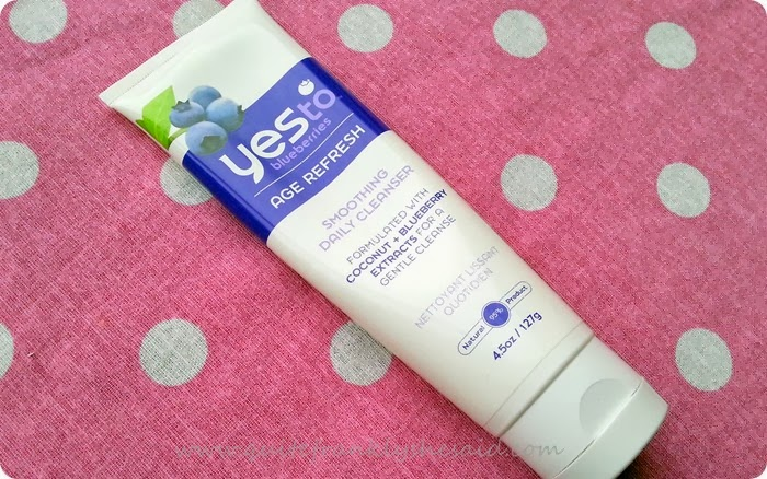 Yes To Blueberries Smoothing Daily Cleanser