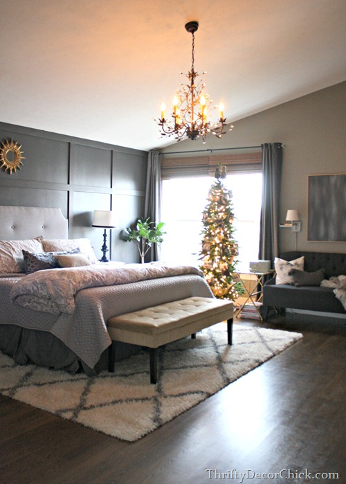 grays in bedroom